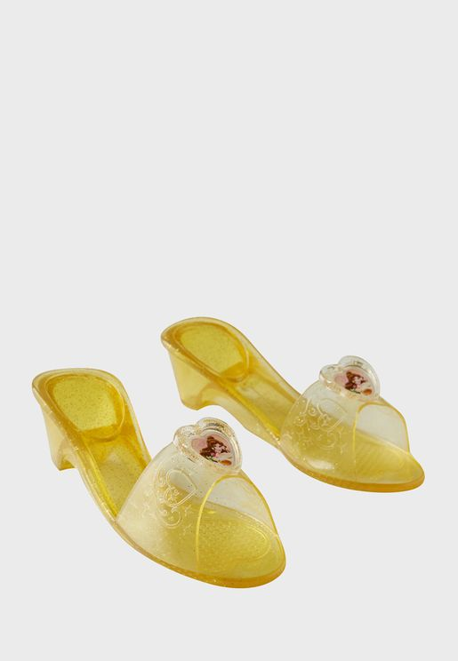 Kids Princess Jelly Shoes Belle