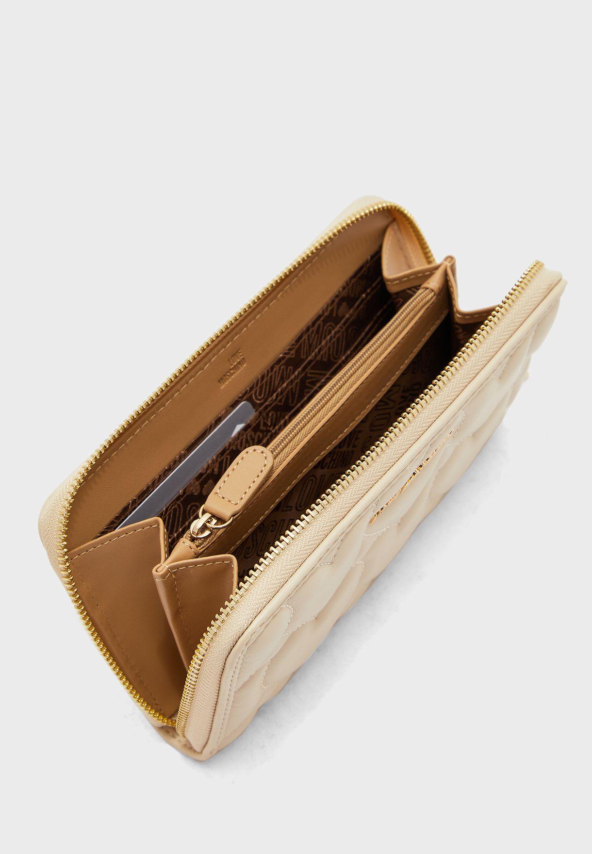 محفظة مدروزة انيقة