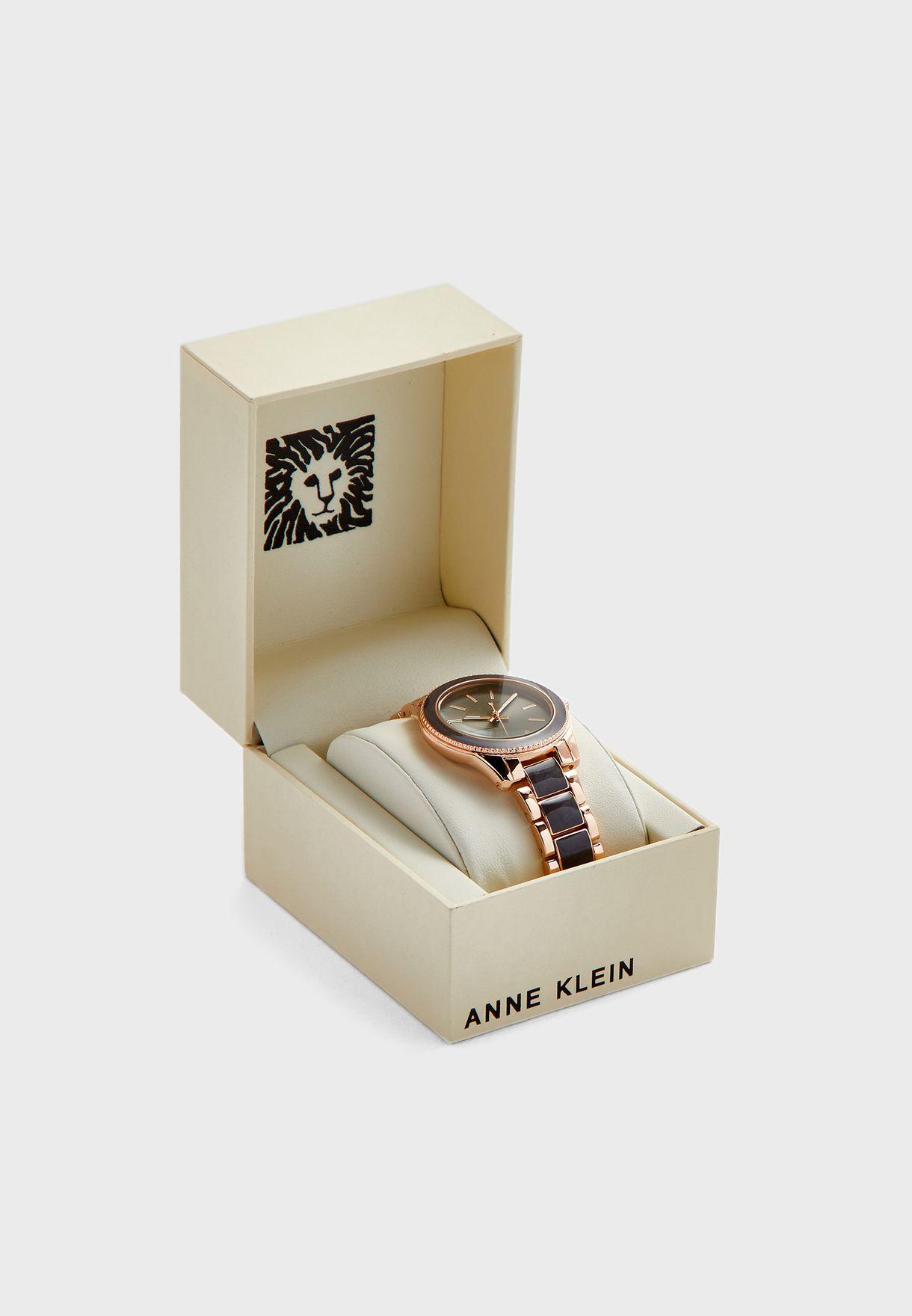 ساعة انالوج AK3300GYRG