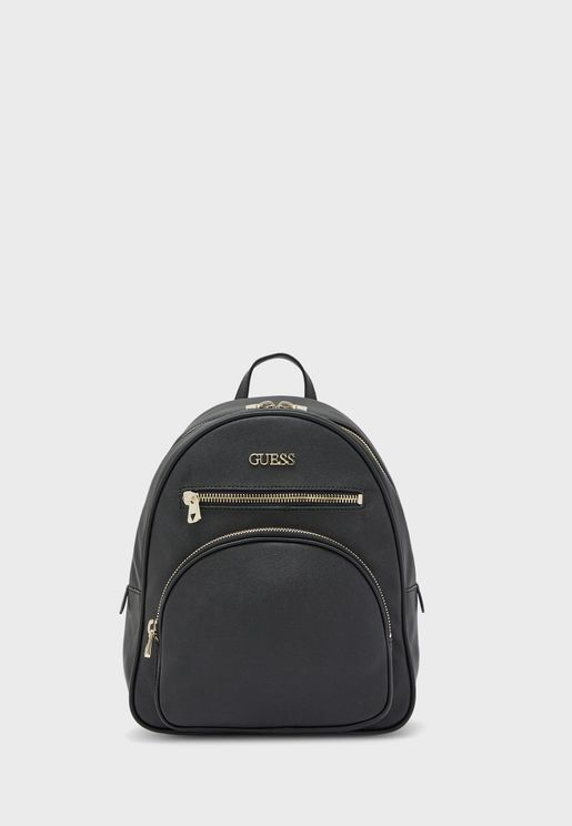 New Vibe Front Zip Large Backpack