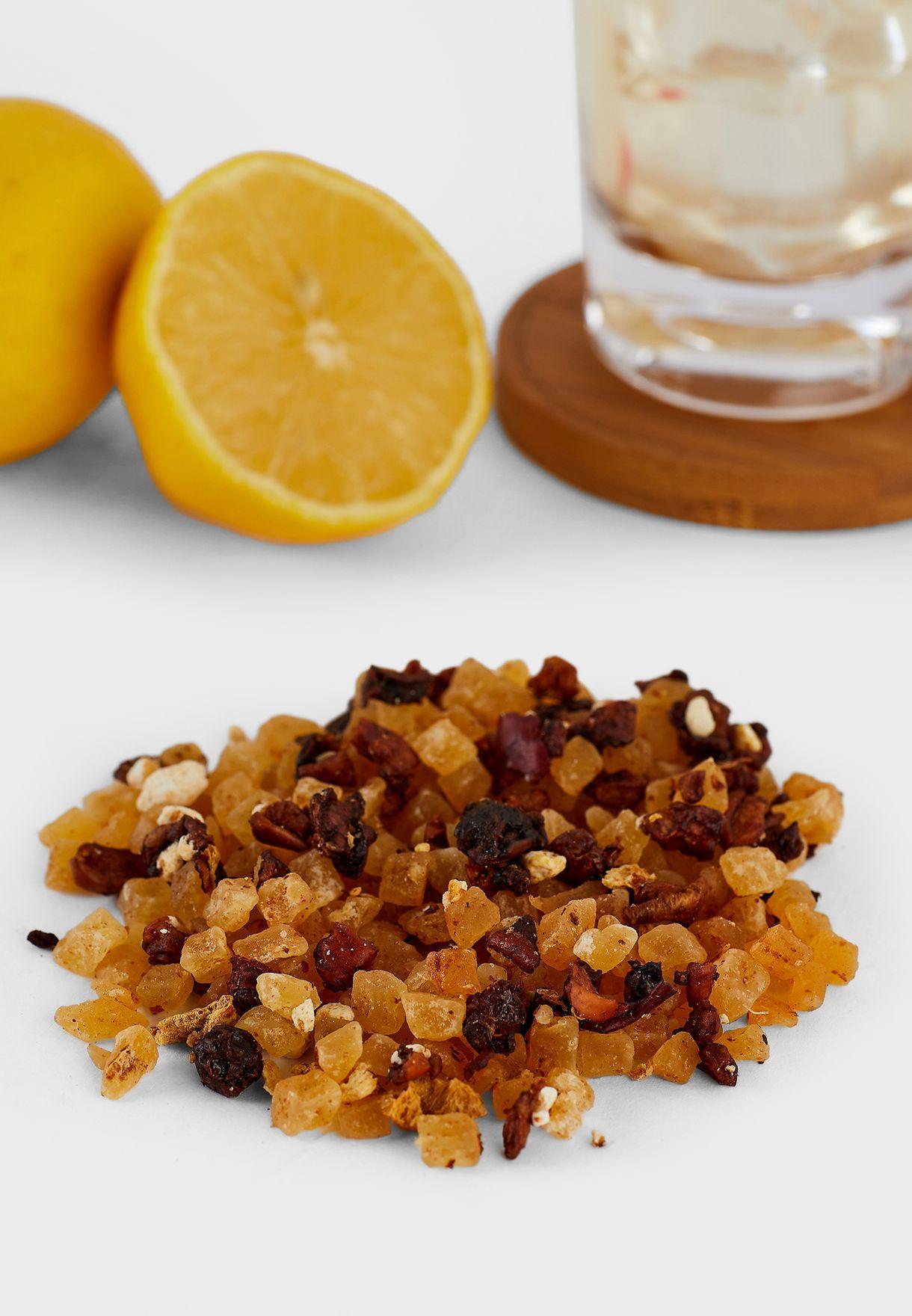 شاي فواكه- الليمون المر
