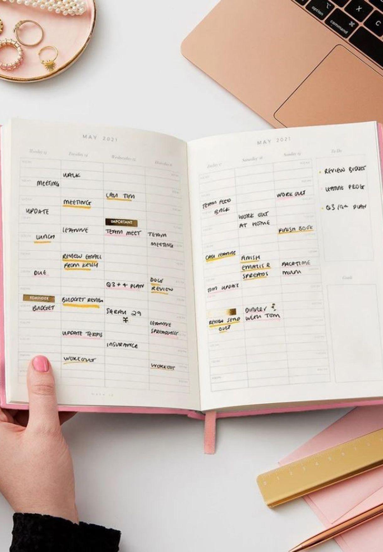 Goals Diary
