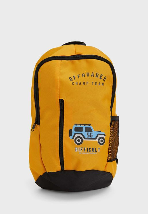 Kids Offroader Backpack
