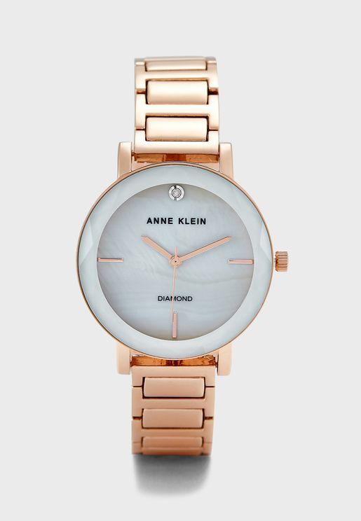 AK3278GMRG Analog Watch