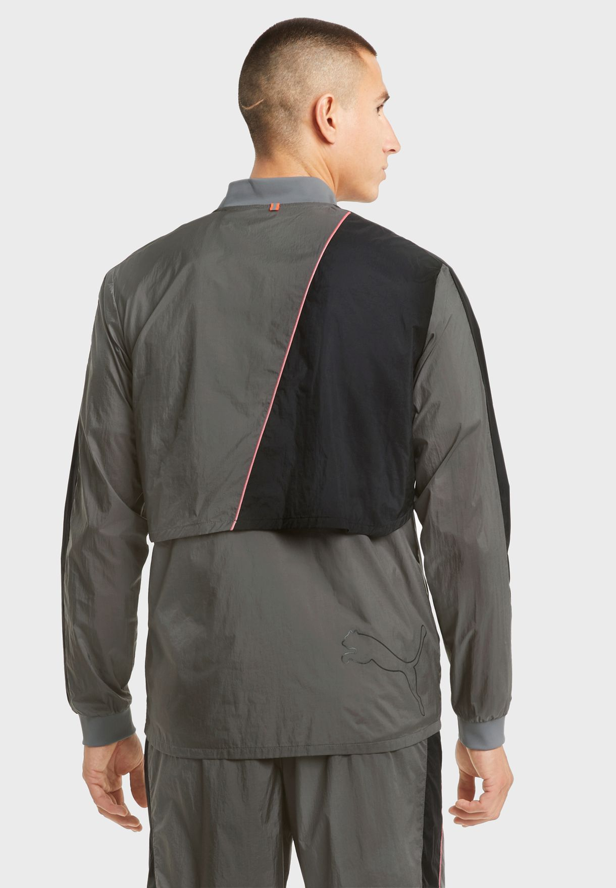 Run Launch Ultra Jacket