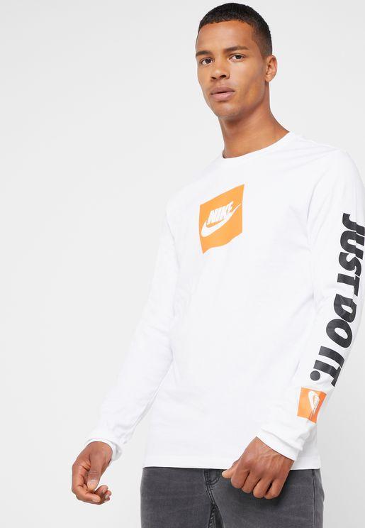 47ab4e36083b0 Nike T-Shirts and Vests for Men   Online Shopping at Namshi UAE