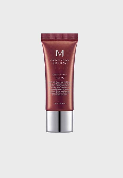 M Perfect Cover BB Cream No.25 20ml