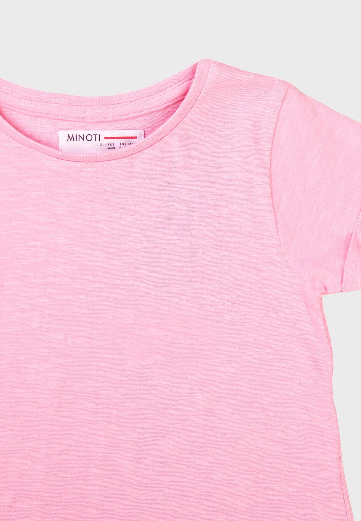 Infant Basic Slub T-Shirt