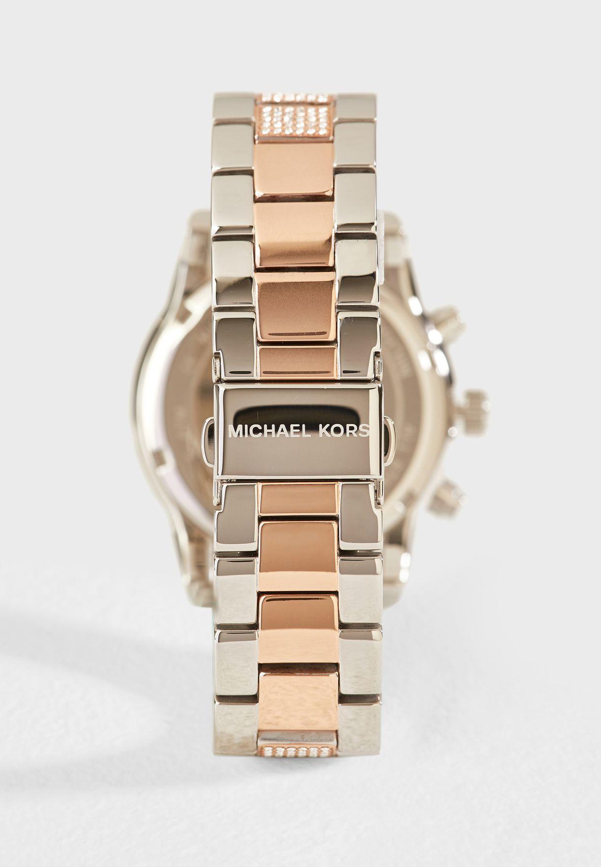 ساعة كلاسيكية MK6651