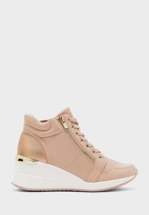 Libyan High Top Sneaker