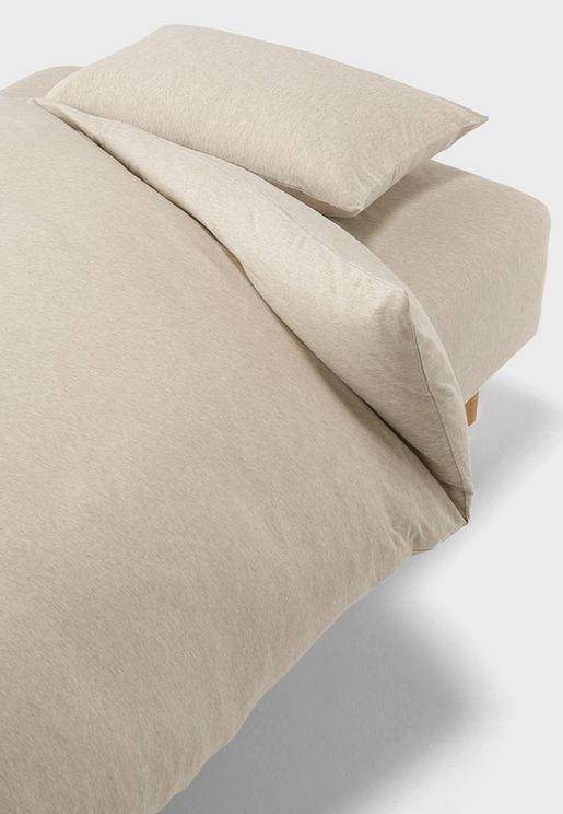 غطاء لحاف قطن جيرسي 210× 210