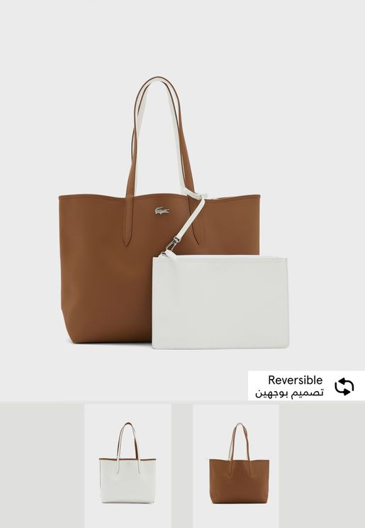 Casual Tote With Purse