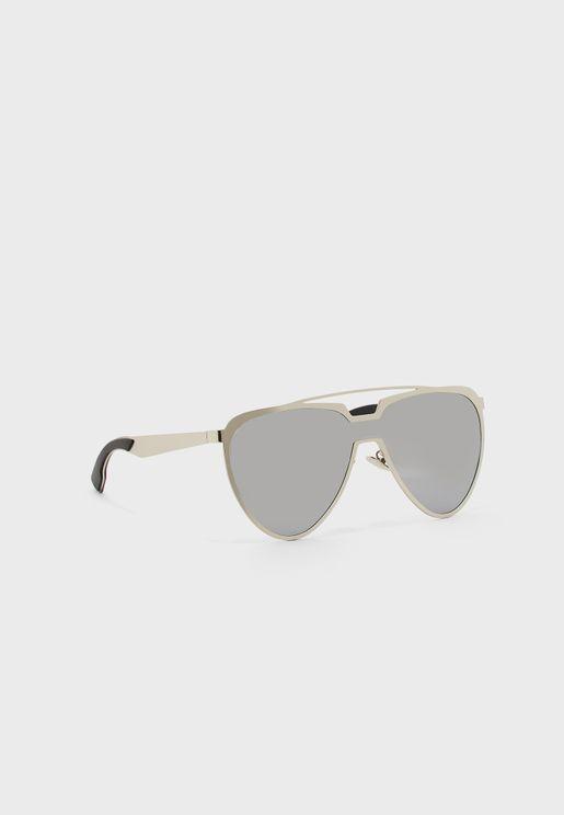 Polarised Aviator Sunglasses