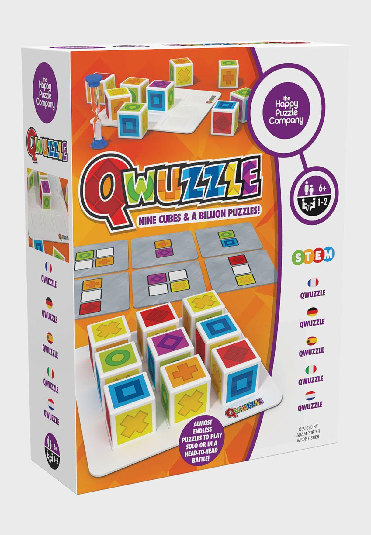 Qwuzzle Puzzle
