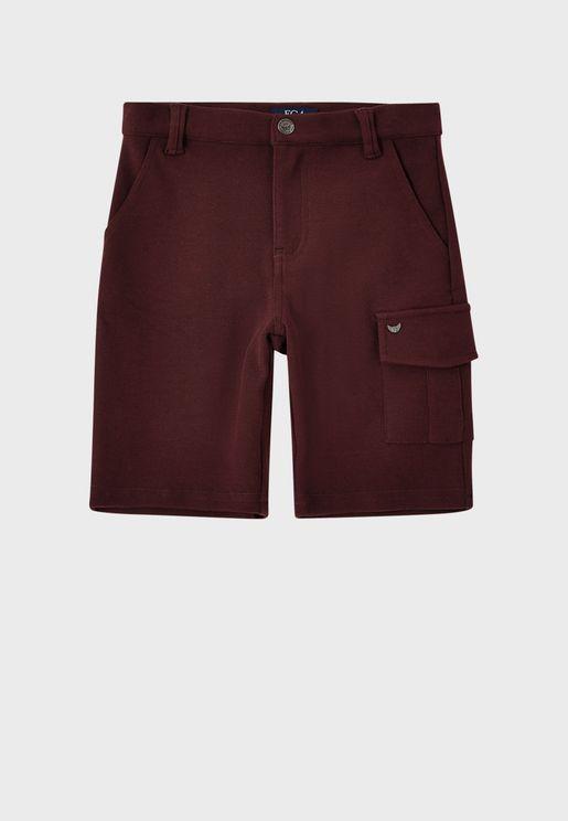 Kids Rowland Shorts