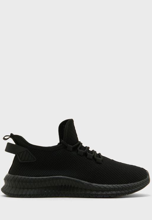 Mesh Sneakers