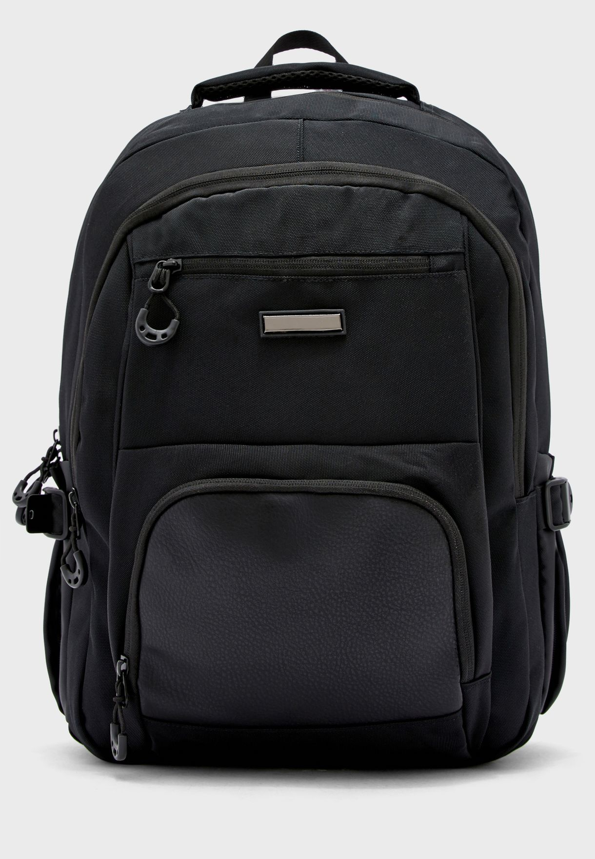 Back Pack With Comfort Padding and Trolley Sleeve