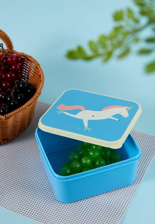 صندوق حفظ الطعام مطبع