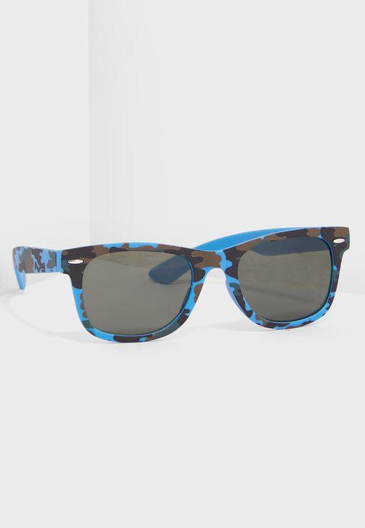 نظارة شمسية بطبعات للاطفال