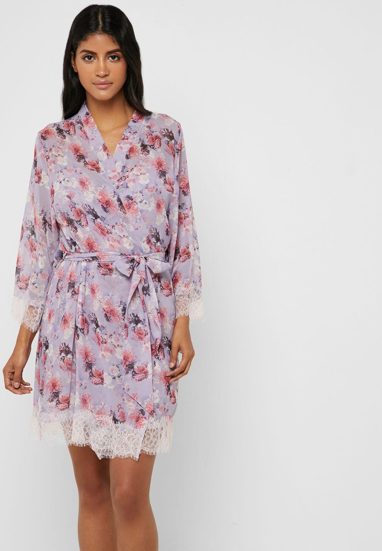 Harriet Printed Robe