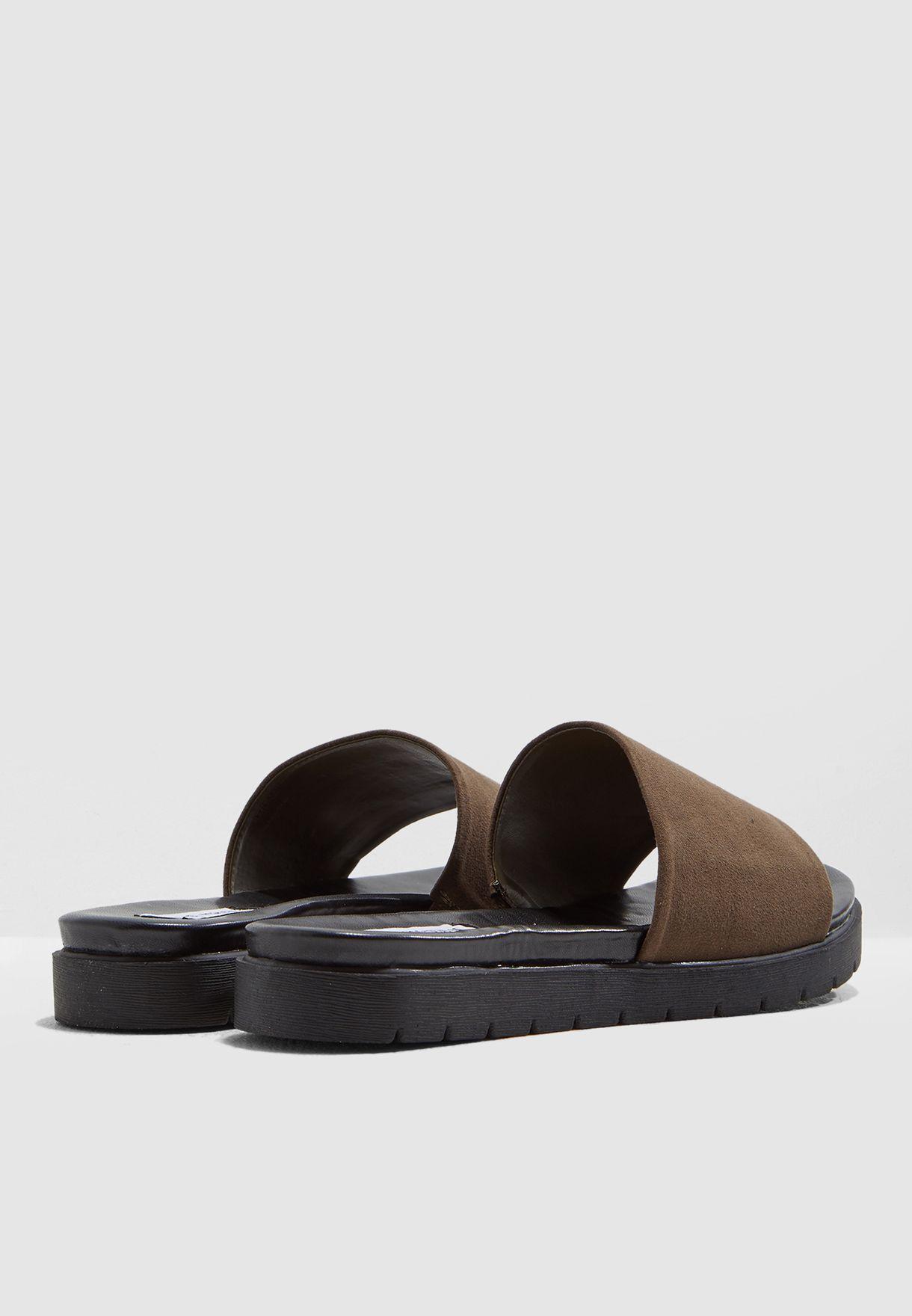Stefanie One Strap Sandal