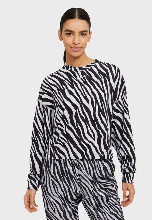 NSW Icon Clash Fleece AOP Sweatshirt