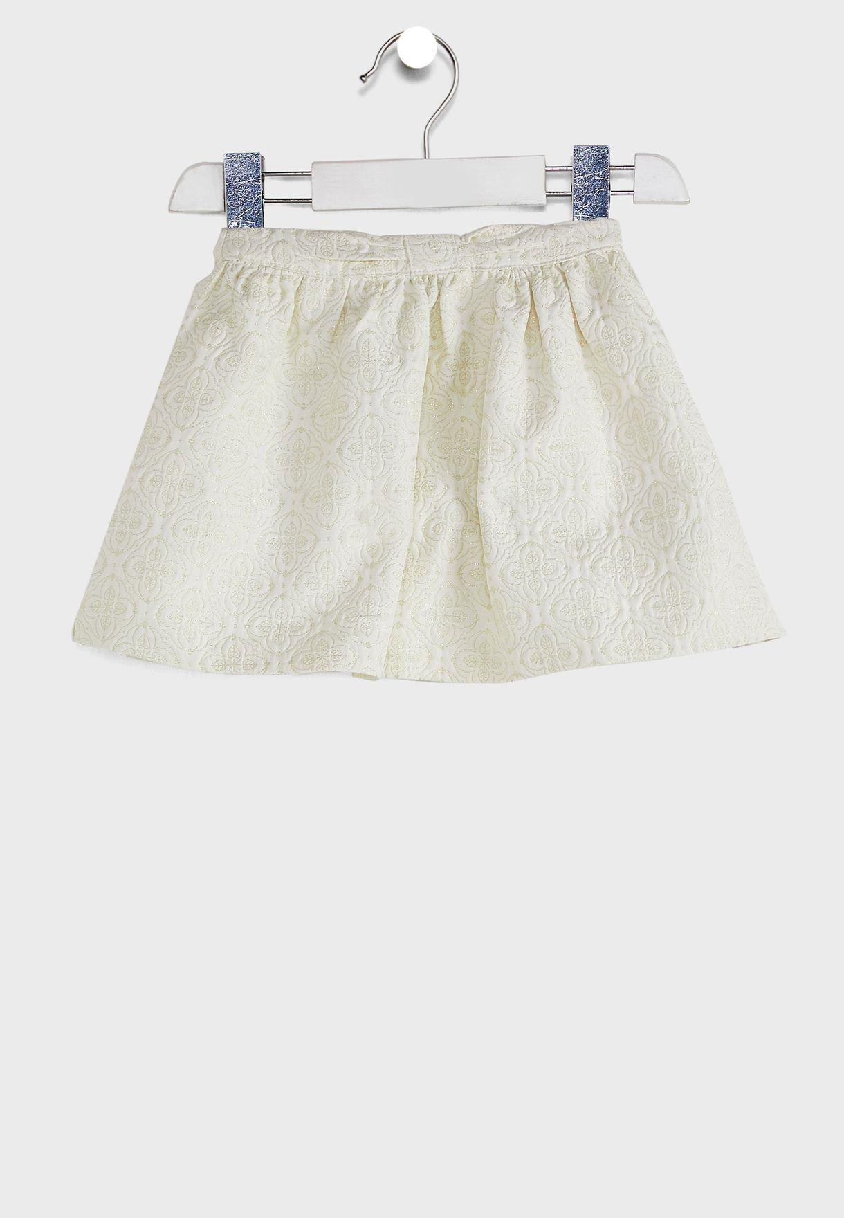 Infant Printed Skirt