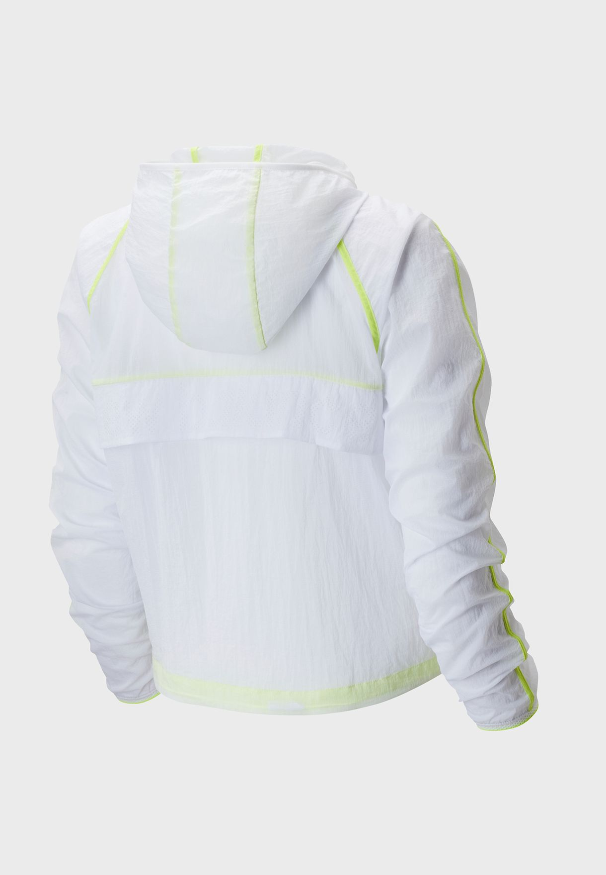Speed Breathe Anorak Jacket