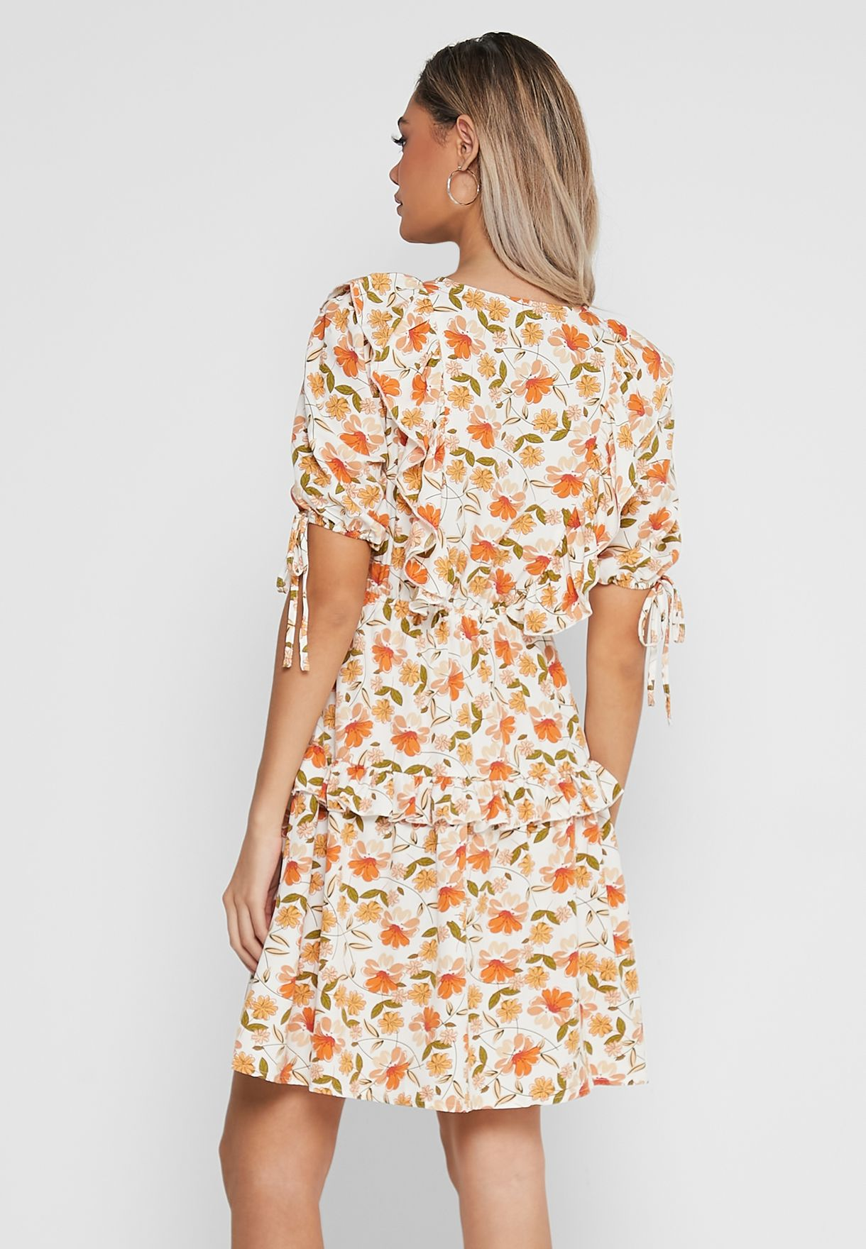 Floral Ditsy Dress