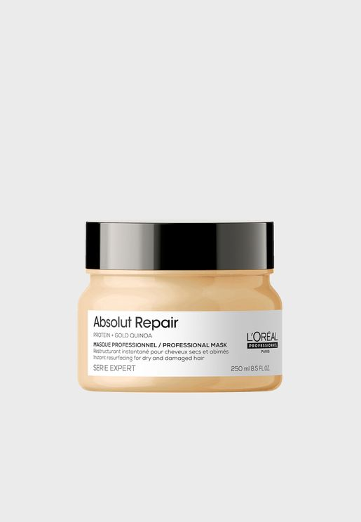 Serie Expert Absolute Repair Mask For Thick Hair