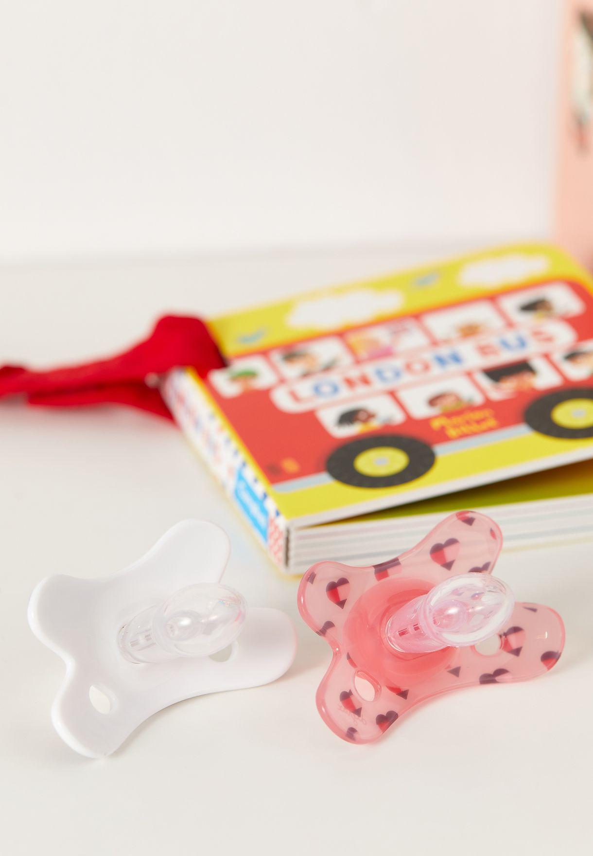 Infant 2 Pack Pacifiers