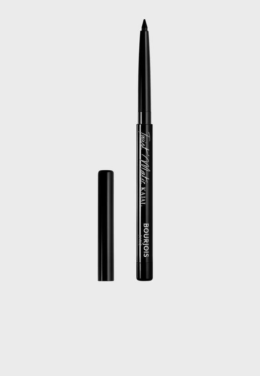 Twist'matic Kajal Eyeliner Pencil 01 Char'kohl