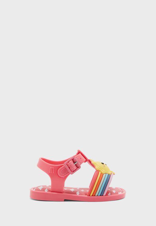 Infant Sunny Day Rainbow Strap Sandal