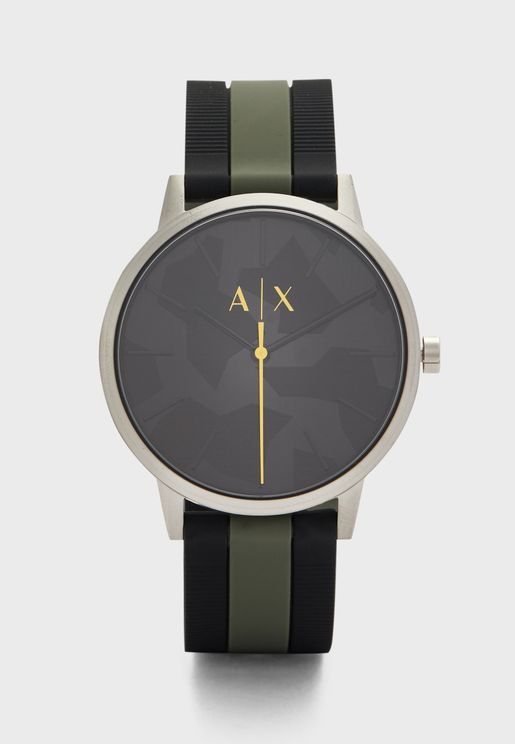 AX2720 Cayde Analog Watch