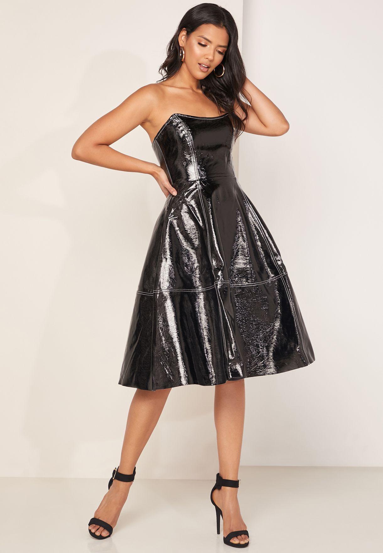 فستان بدرزات