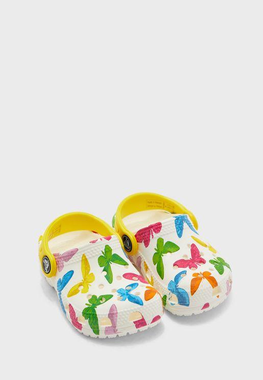 Kids Classic Vacay Vibes Clog Sandal