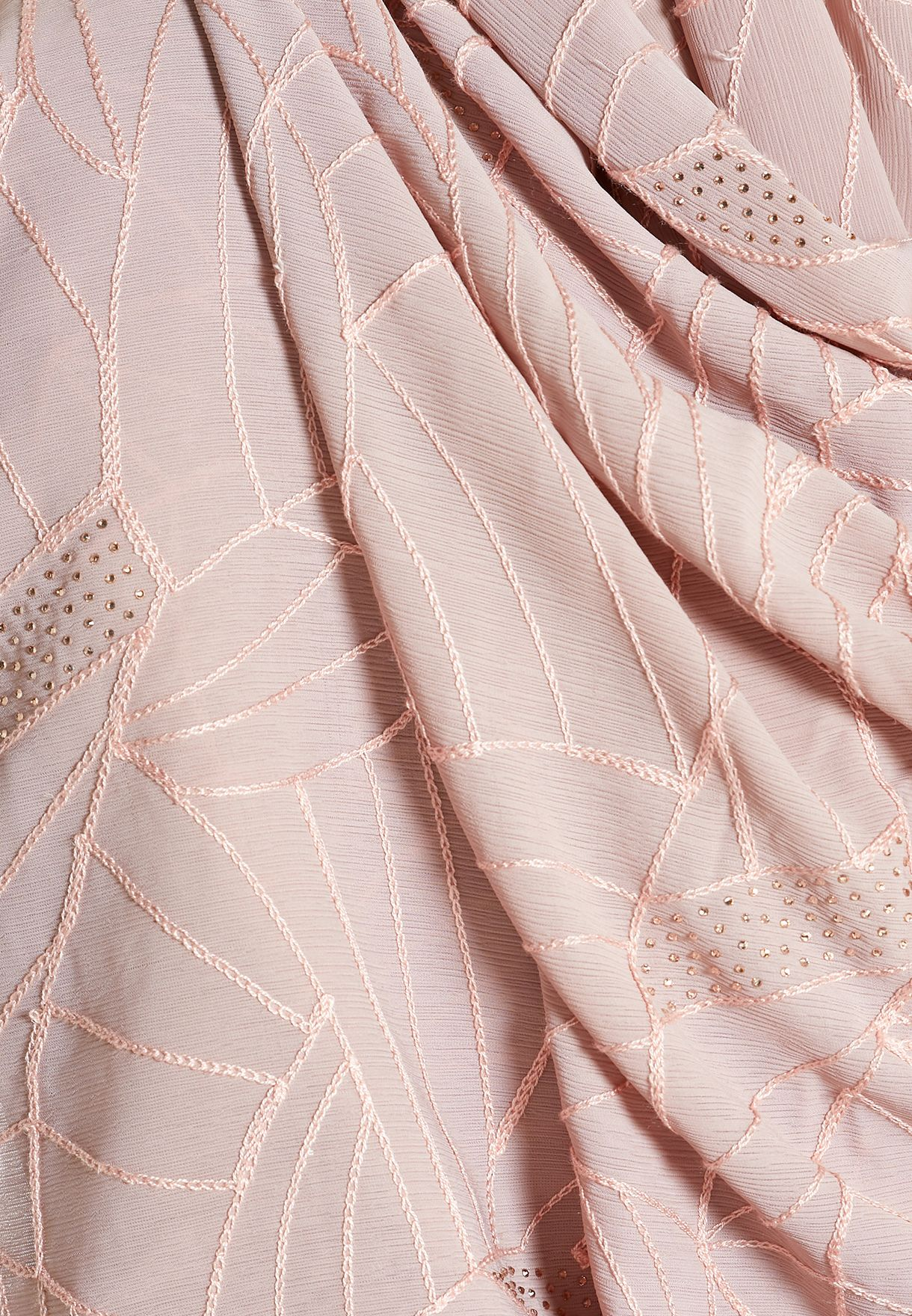 Embroidered Hijab