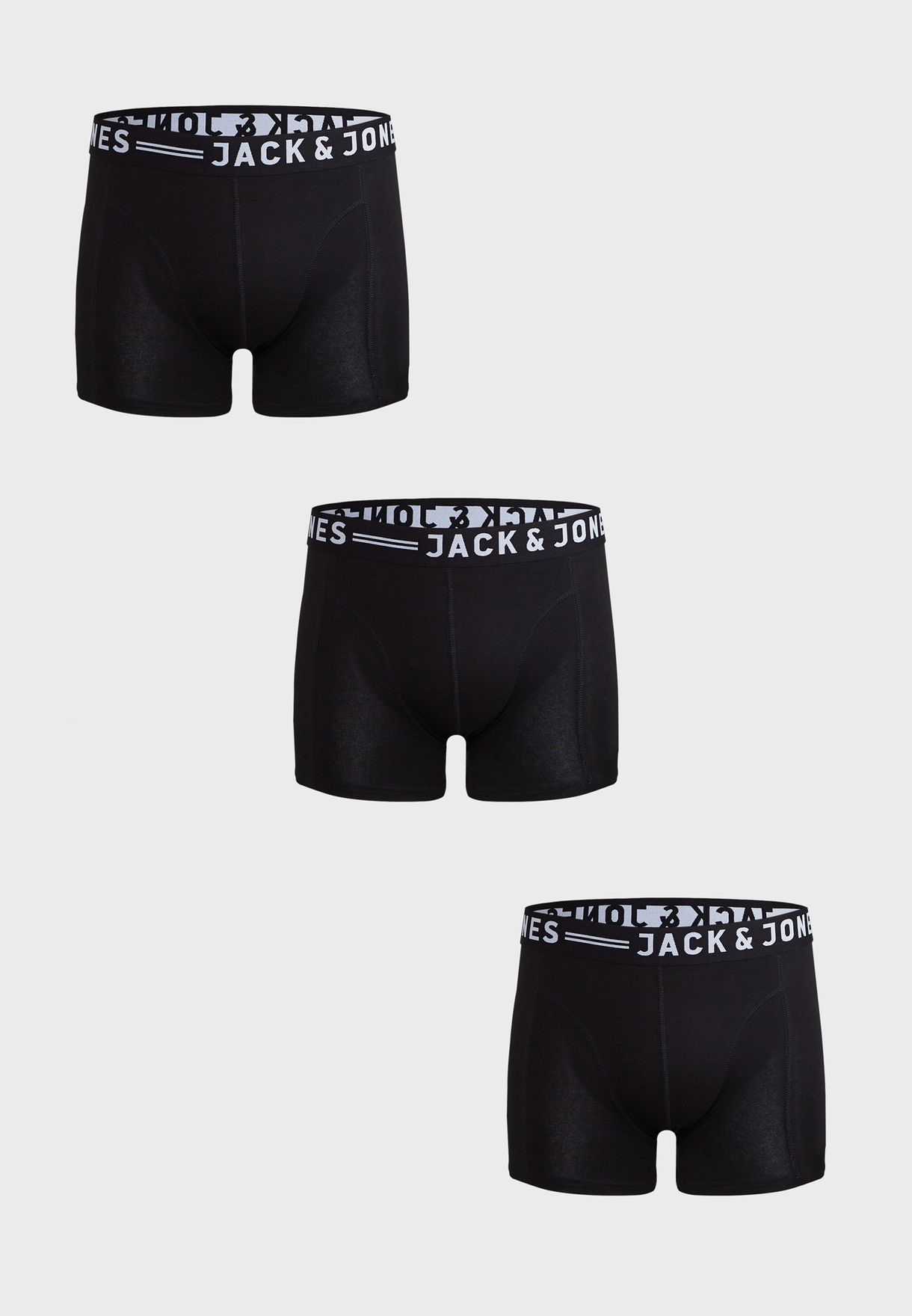 3 Pack Essential Trunks