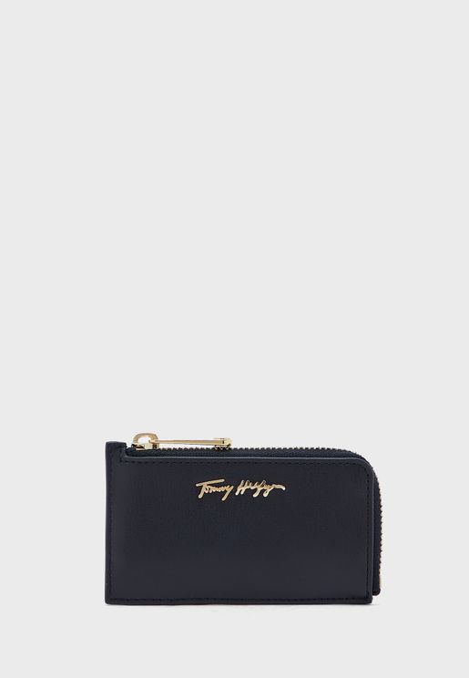 Iconic Zip Through Purse