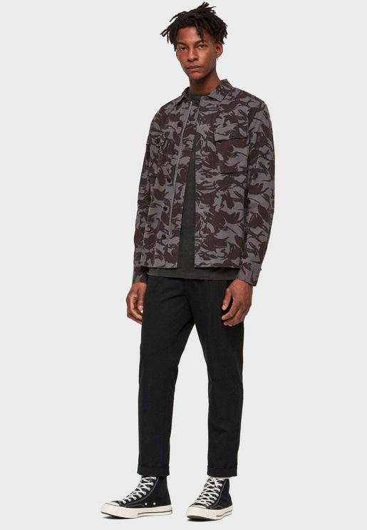 Ordnance Camo Regular Fit Shirt