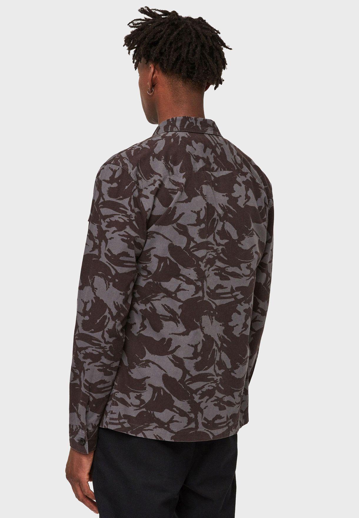 Ordnance Camo Regular Fit Shirt