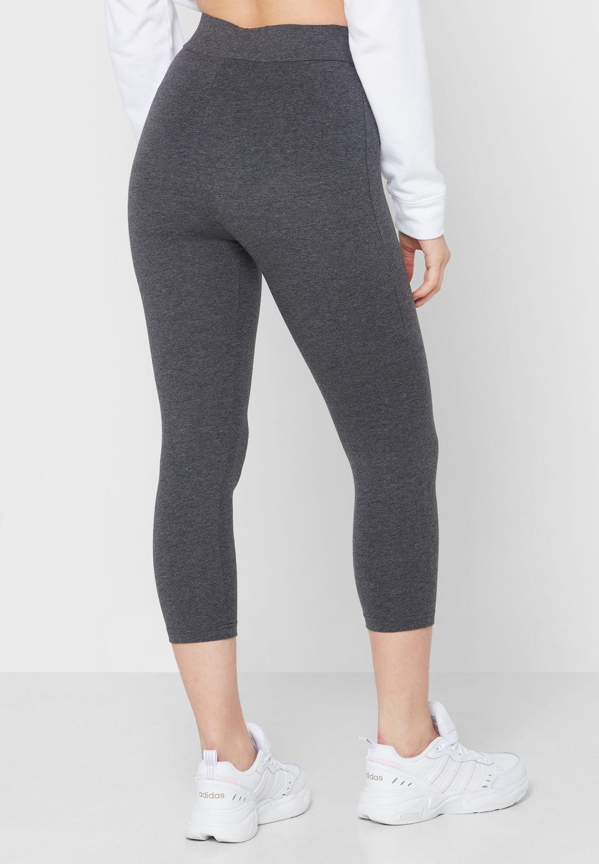 Essential Cropped Leggings