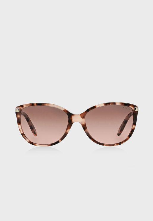 Tortoiseshell Butterfly Sunglasses