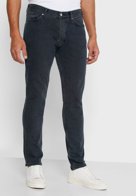 Rinse Skinny Fit Jeans