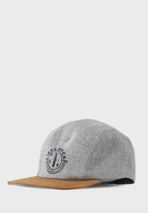 Kids Slogan Hat