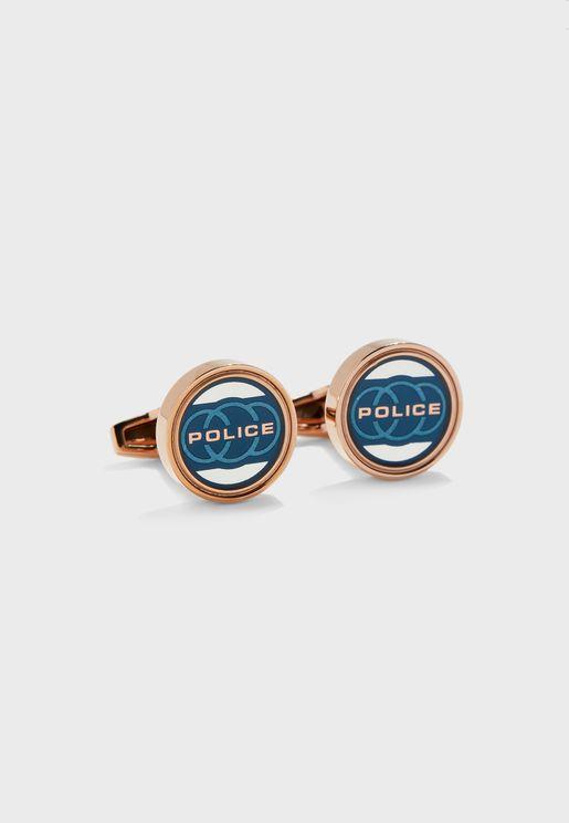 P PJ 90090CSRG/04 Cufflinks