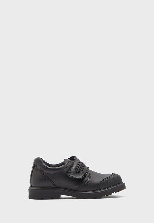 Junior Single Strap Sneaker