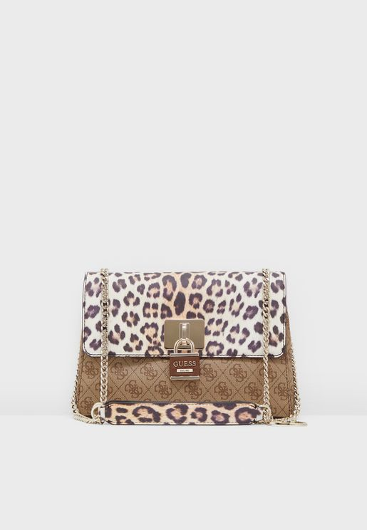 Downtown Cool Convertible Flap Crossbody