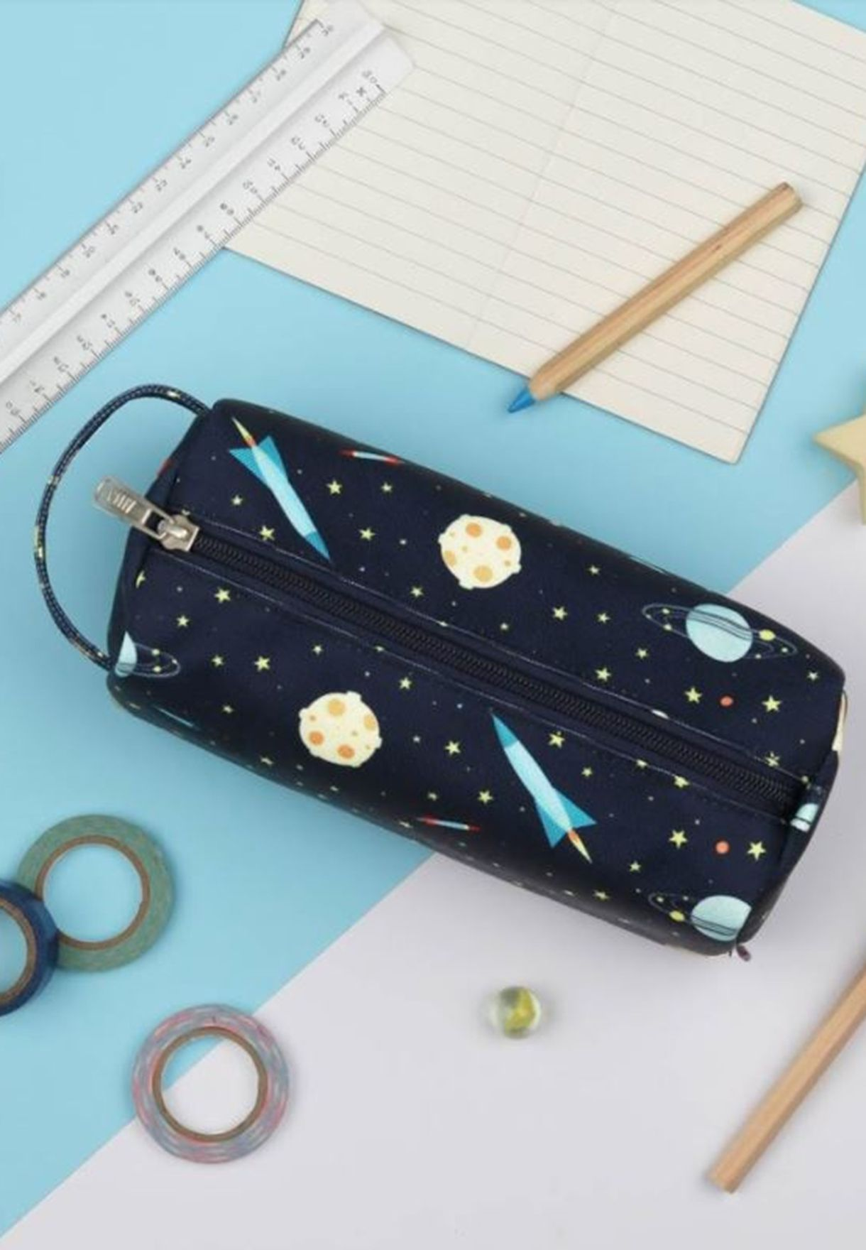 Space Pencil Case