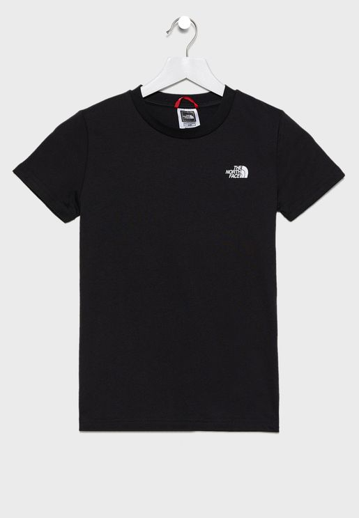 Youth Simple Dome T-Shirt